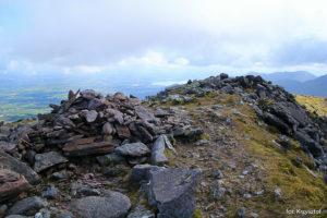 Szczyt Beenkeragh (1008 m)