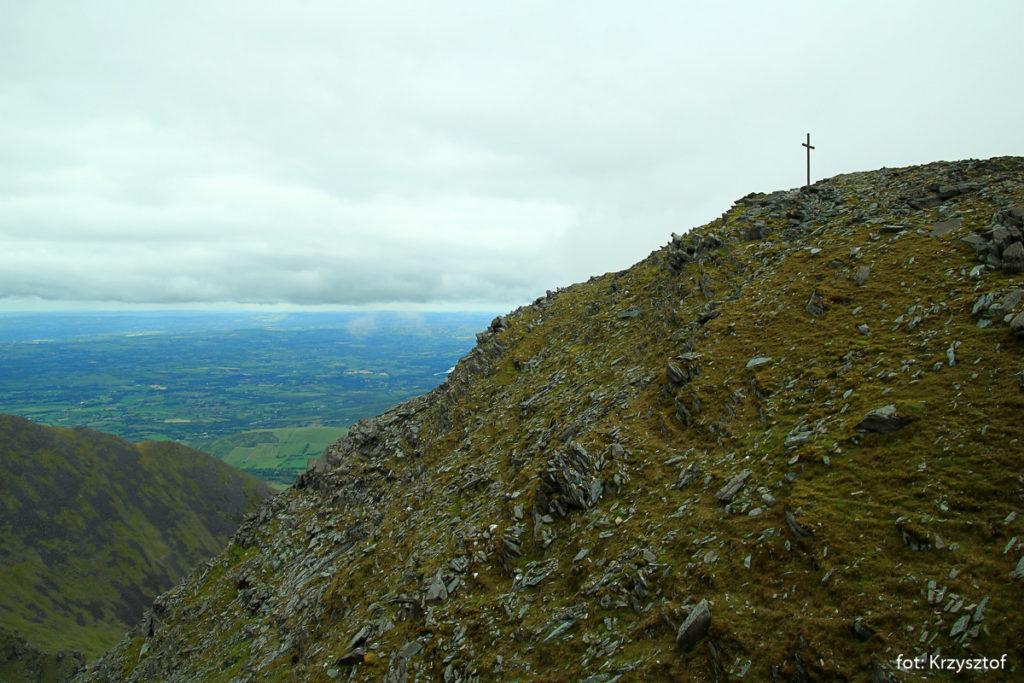 Podejście na szczyt Carrantuohill (1039m) od strony Beenkeraghg