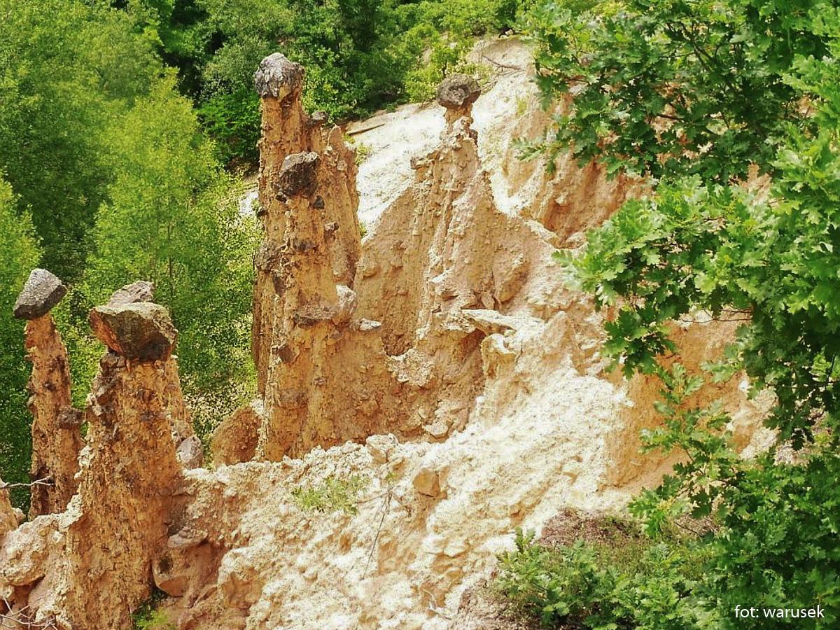 Đavolja Varoš (Miasto Diabła) w Serbii, zdj. Waldemar Rusek