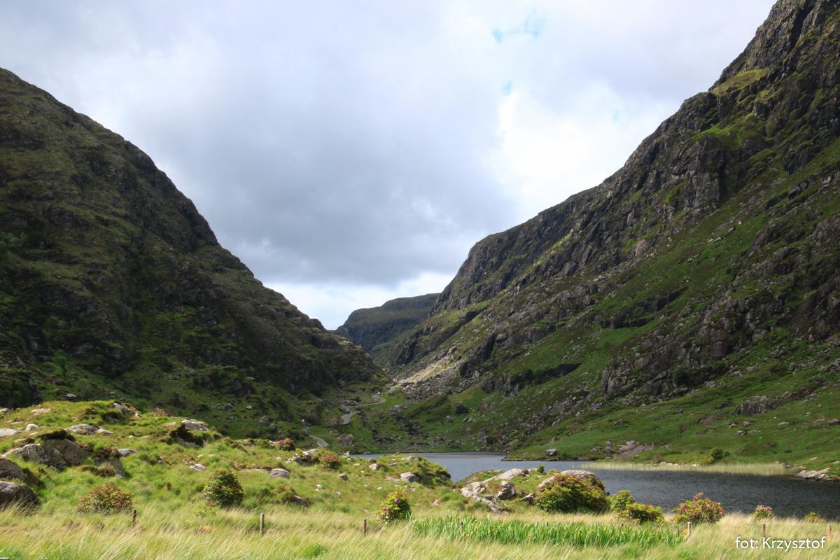 Malownicza dolina Gap of Dunloe