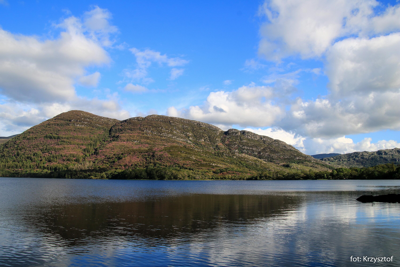 Jezioro Muckross Lake,