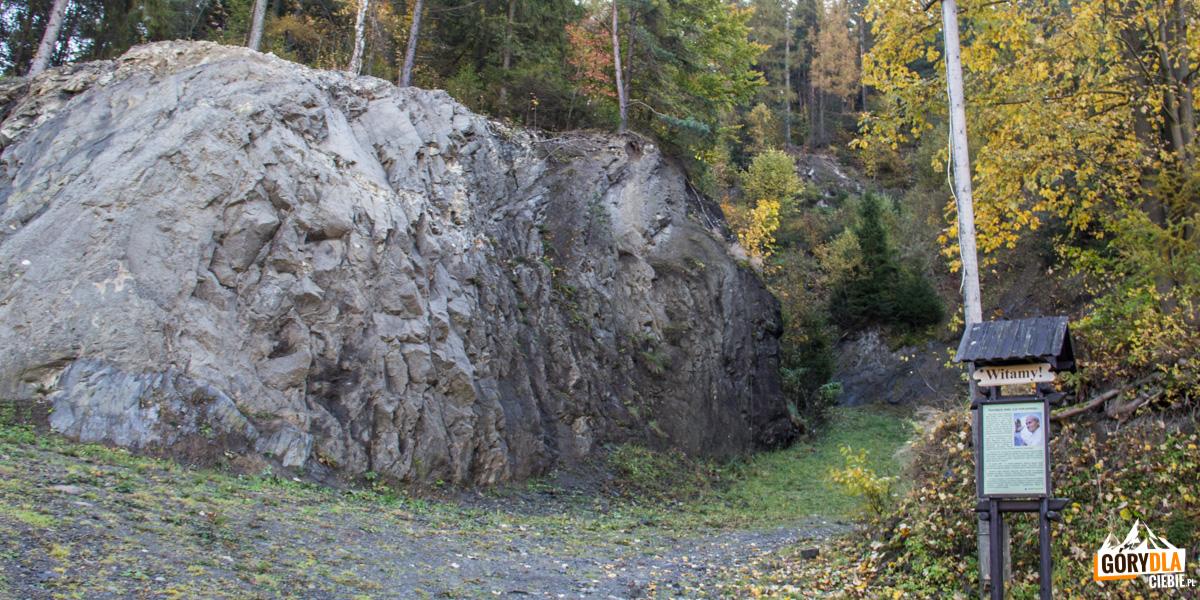 Kamieniołom w Górze Wdżar