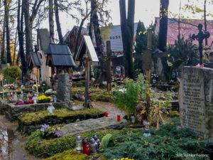 Cmentarz naPęksowym Brzysku