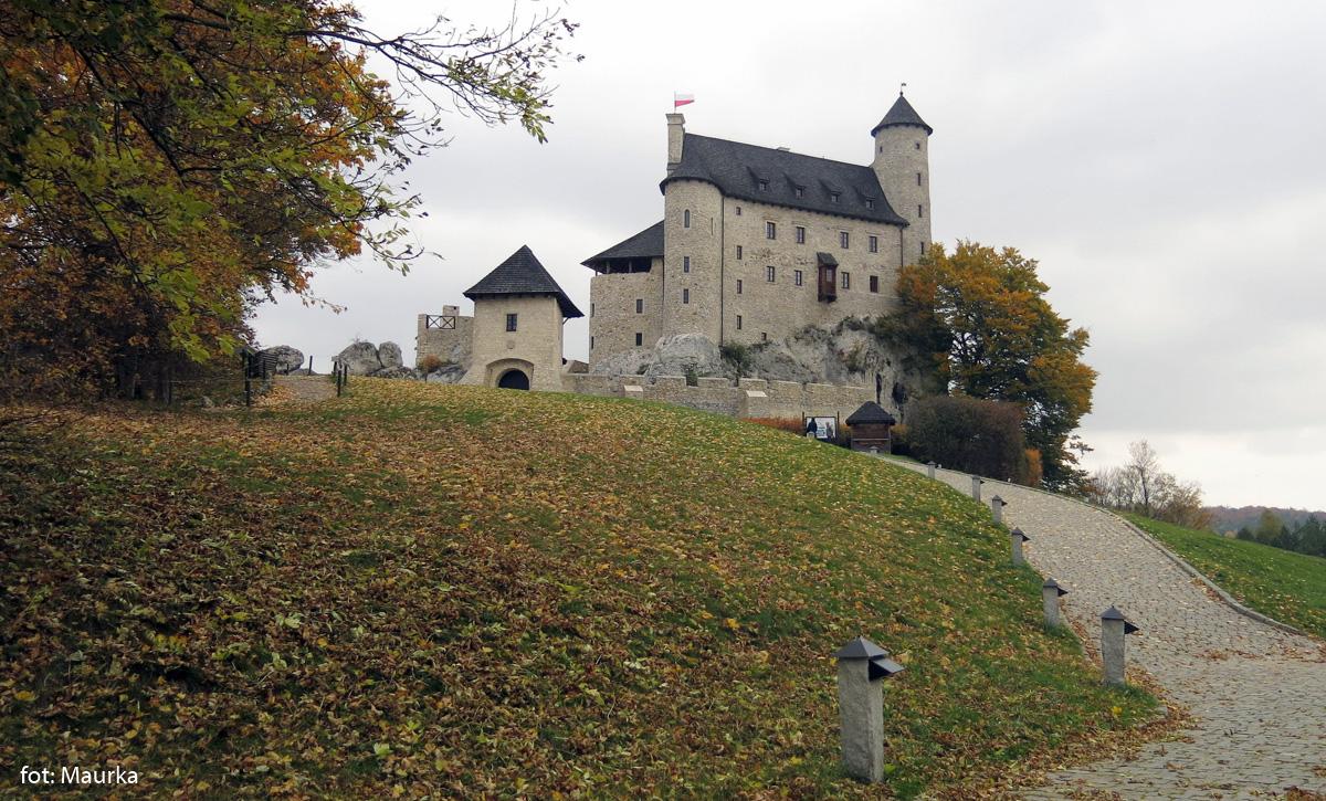 Zamek w Bobolicach, zdj. Maurka