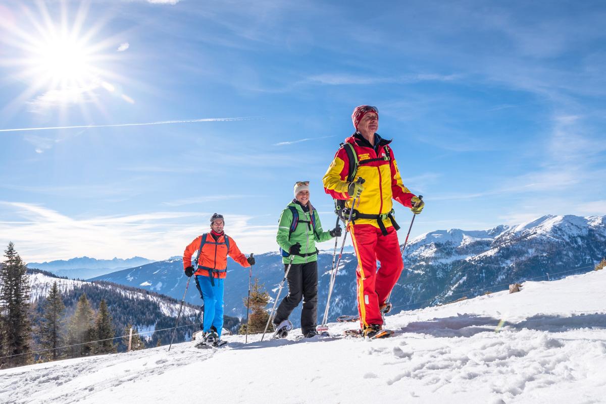 Schneeschuhwandern Maibrunn © MS Photography ARGE Naturerleben - Michael Stabentheiner