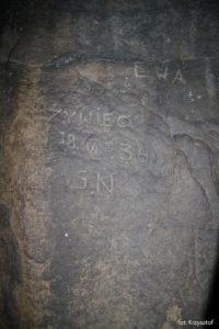 Jaskinia Smocza Jama zdj. Krzysztof Rozowski