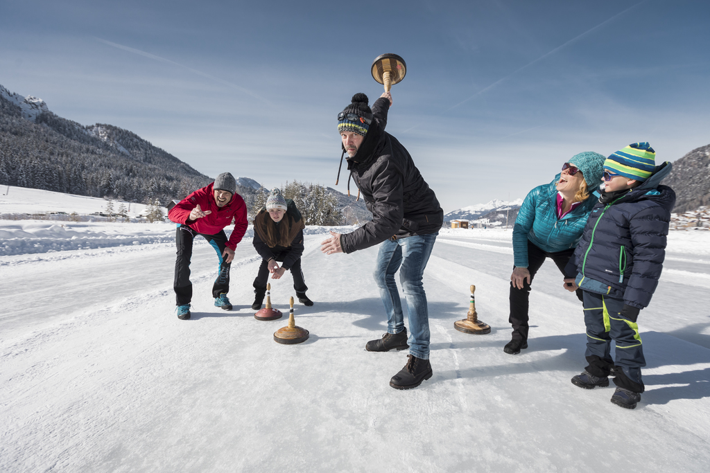 Weissensee Tourismus Winter