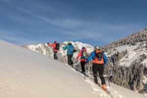 Nassfeld - skitury