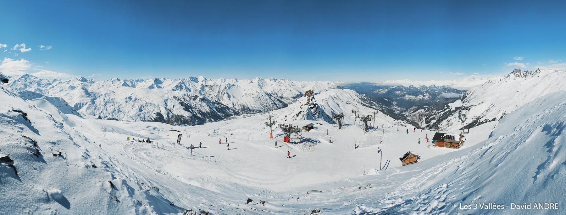 MenuiresMeribel Mont De La Challe