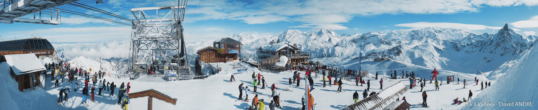 Meribel Courchevel