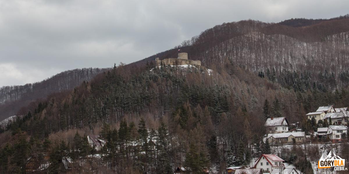 Zamek w Rytrze