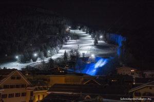 Schmitten - nocna jazda