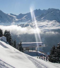 Gdzie na narty - Alpy
