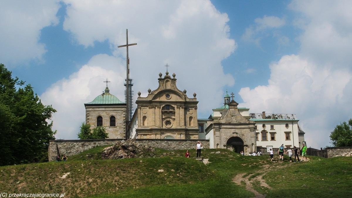 Święty Krzyż - Klasztor Misjonarzy Oblatów Maryi Niepokalanej