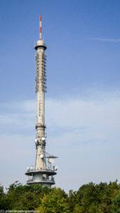 Wieża radiowo-telewizyjna na św. Krzyżu