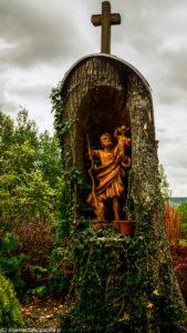 Kapliczka w Tumlinie-Węgle