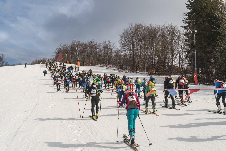 XV Polar Sport Skitour im. Basi German