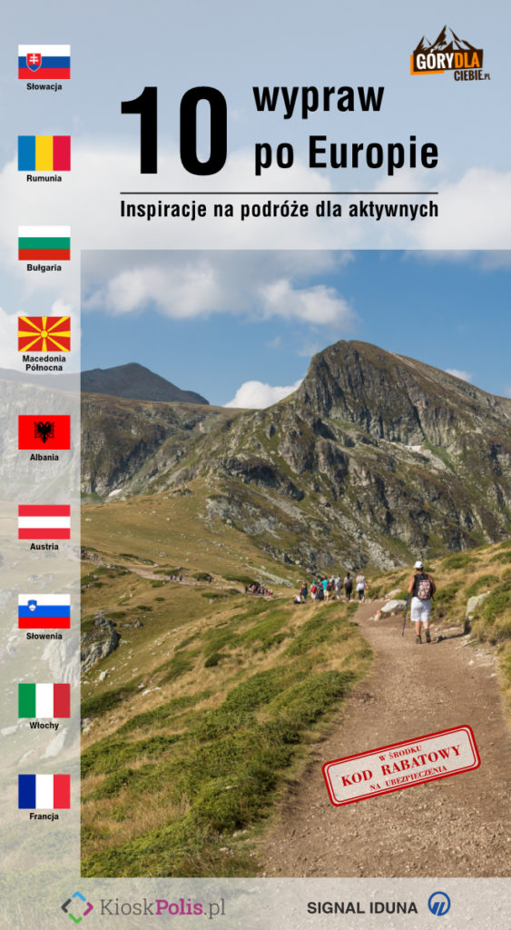 0 wypraw poEuropie - ebook