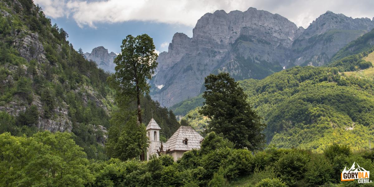 Kościół w Theth