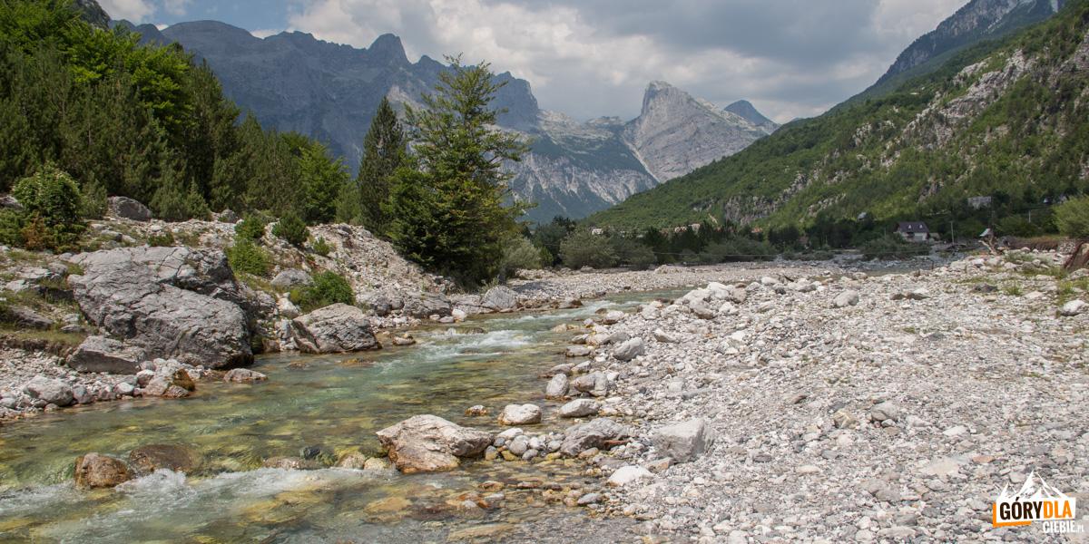 Rzeka Thethi