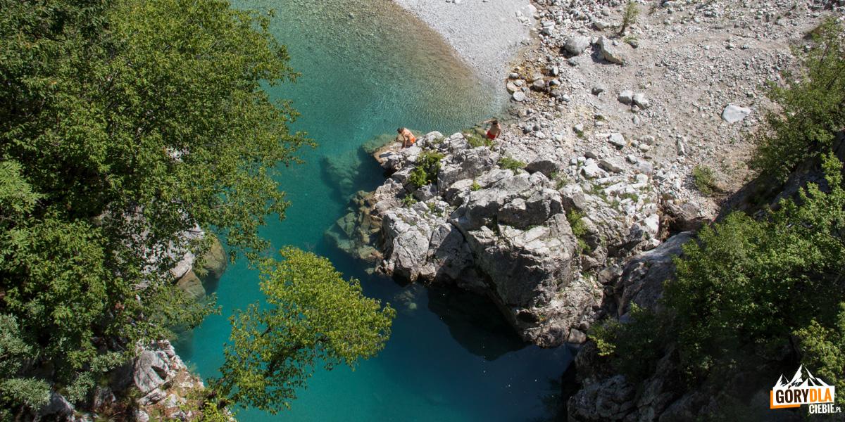 Rzeka Valbone