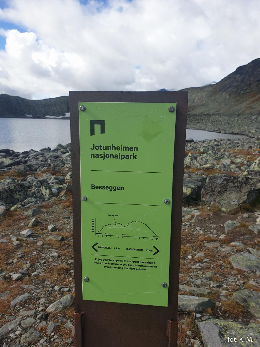 Besseggen – kultowy trekking w Norwegii