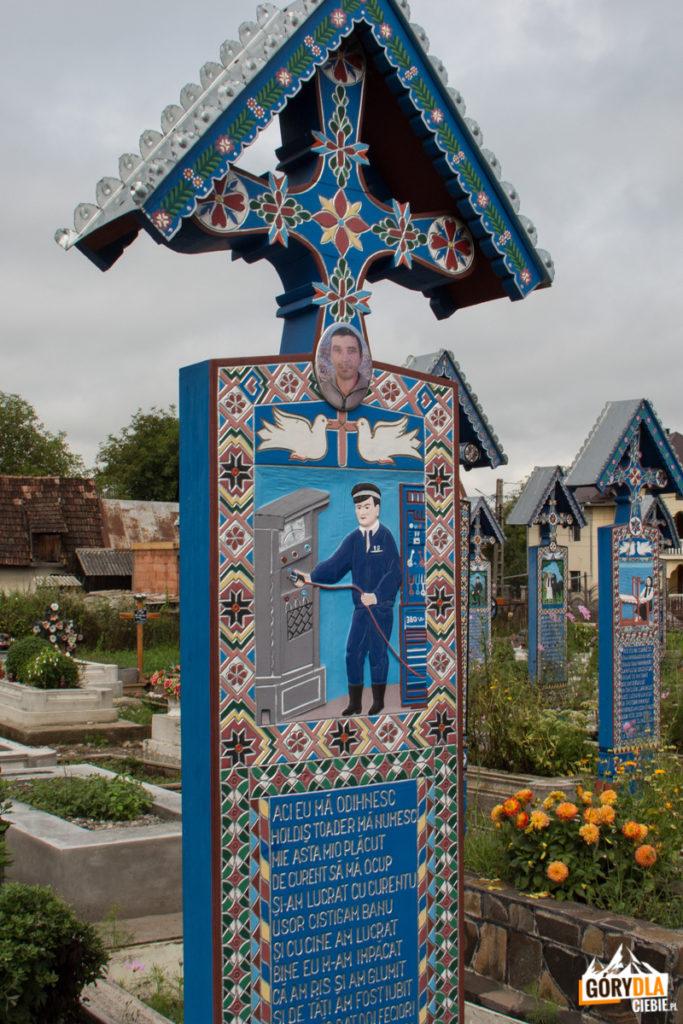 Wesoły Cmentarz w Rumunii