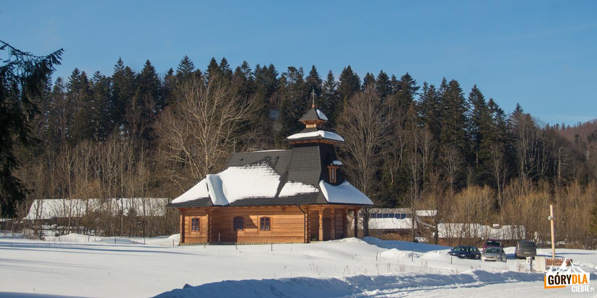 Kościół św. Huberta w Mucznem