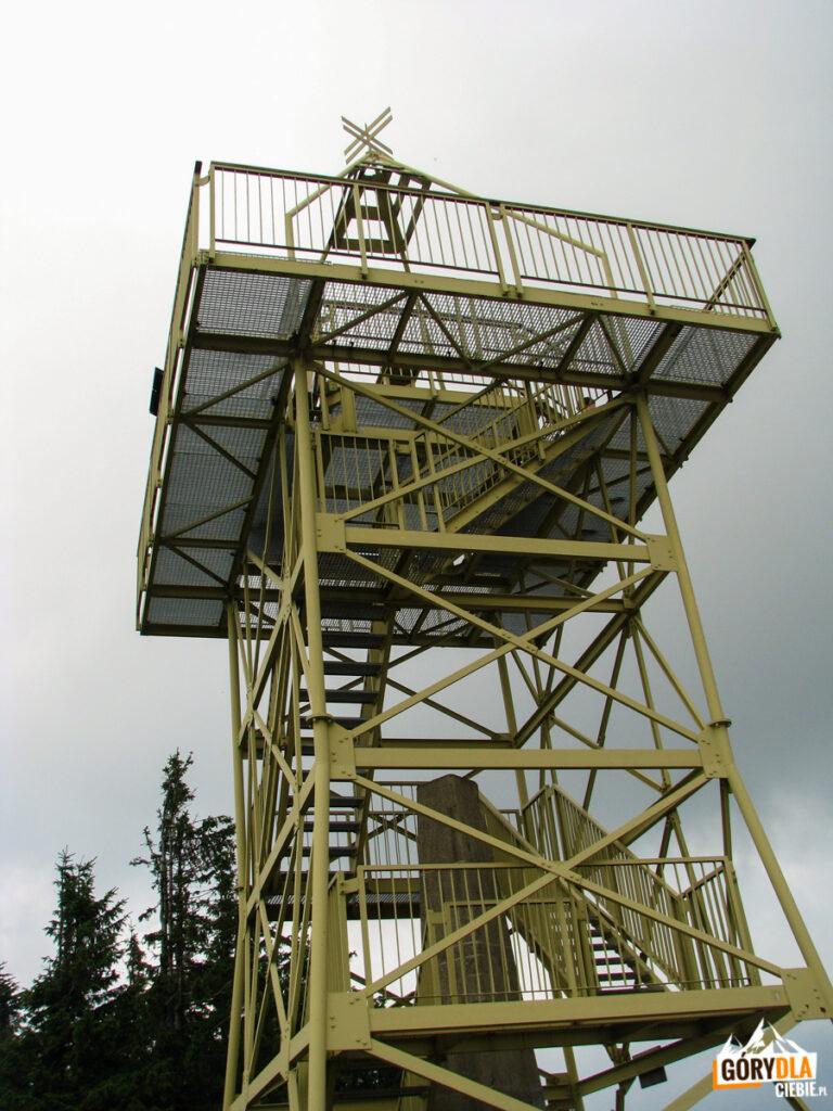 Wieża widokowa naBaraniej Górze