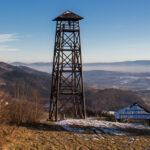 Wieża widokowa naKoziarzu