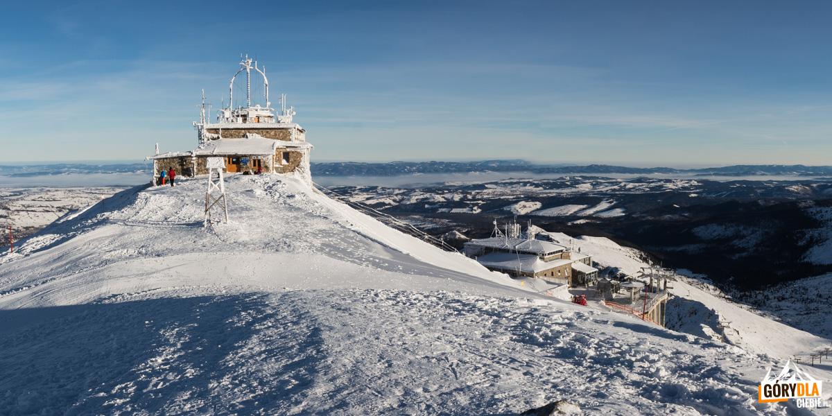 Wysokogórskie Obserwatorium Meteorologiczne IMGW-PIB na Kasprowym Wierchu
