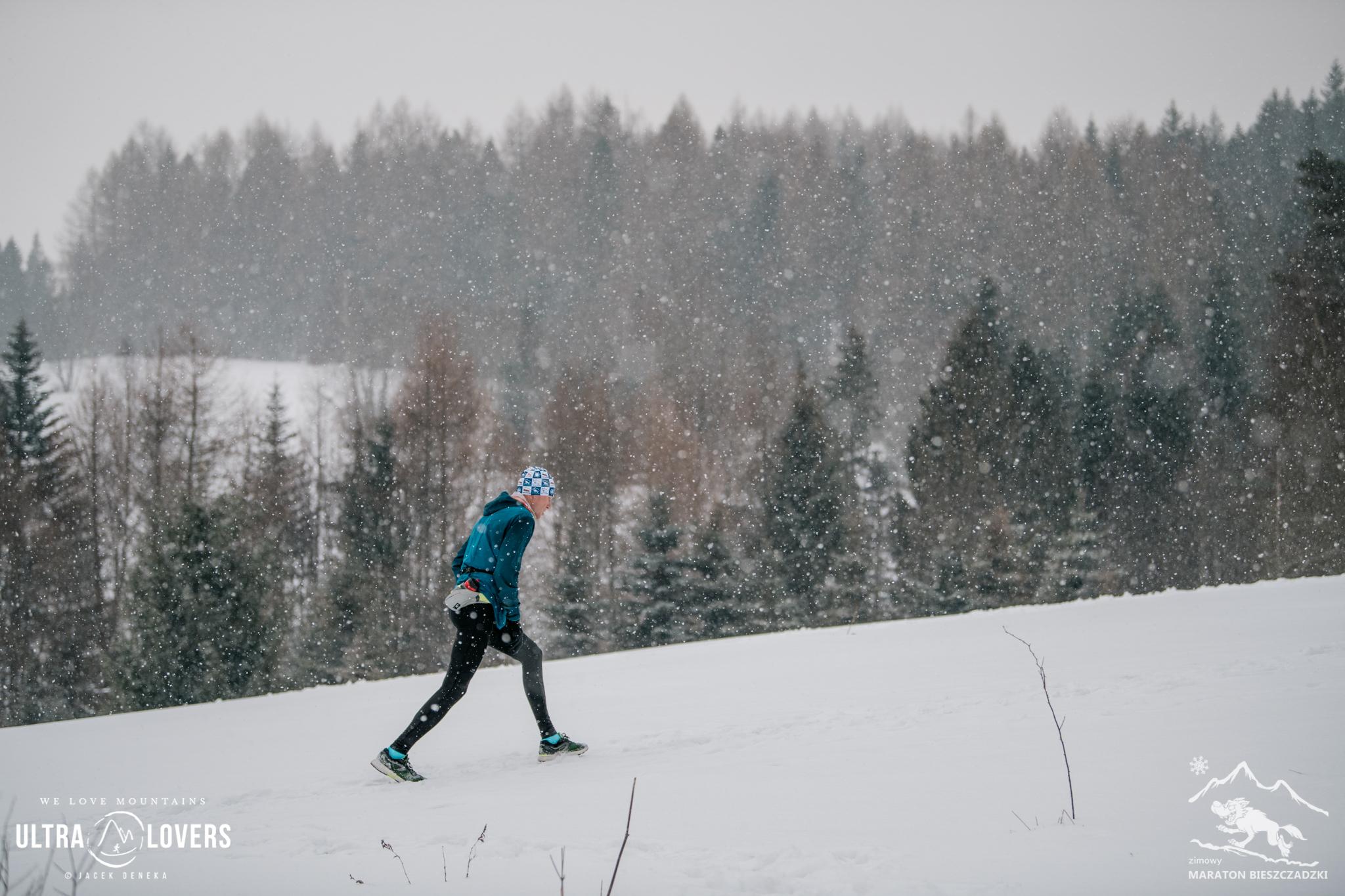 Zimowy Maraton Bieszczadzki 2021