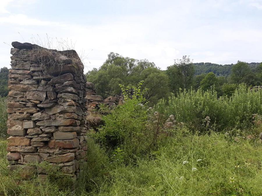 Studenne - Tworylne - Krywe