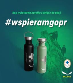 Wspieram GOPR
