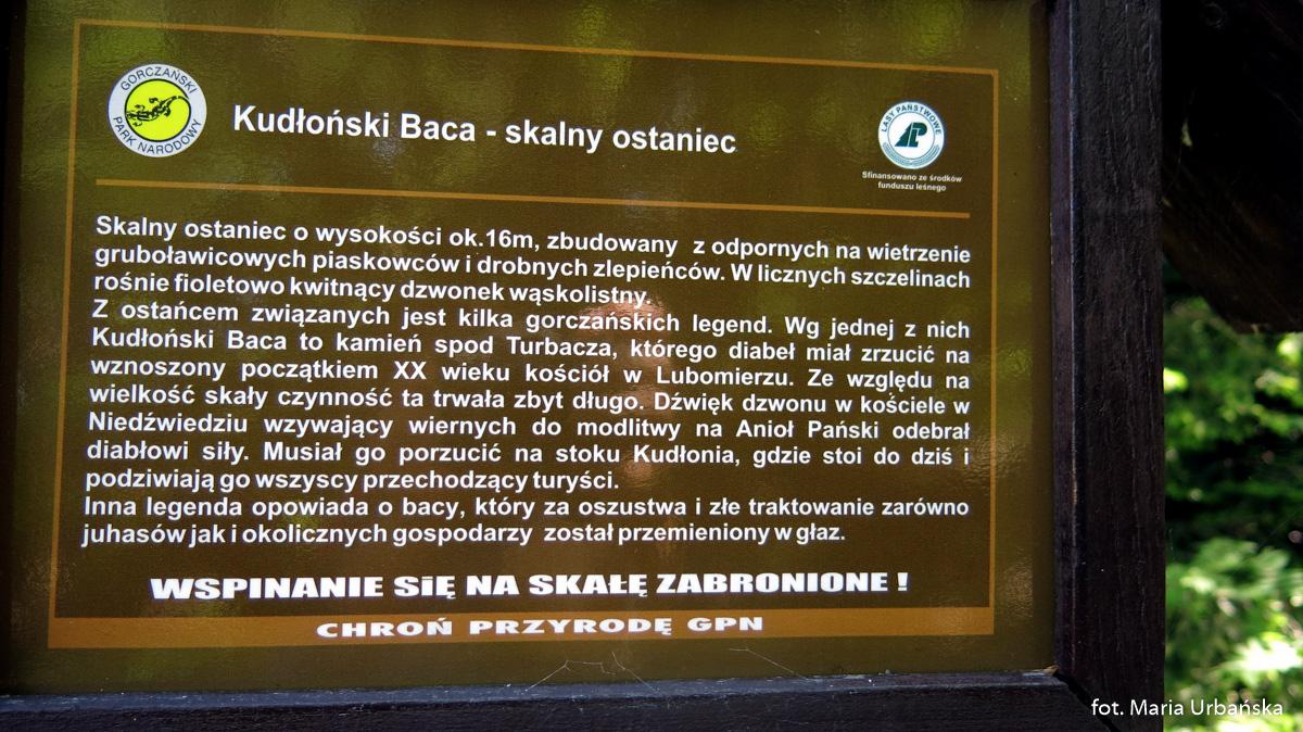 Kudłoński Baca