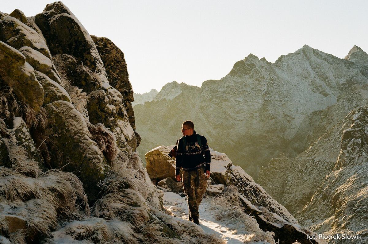 Pod Szpiglasową Przełęczą