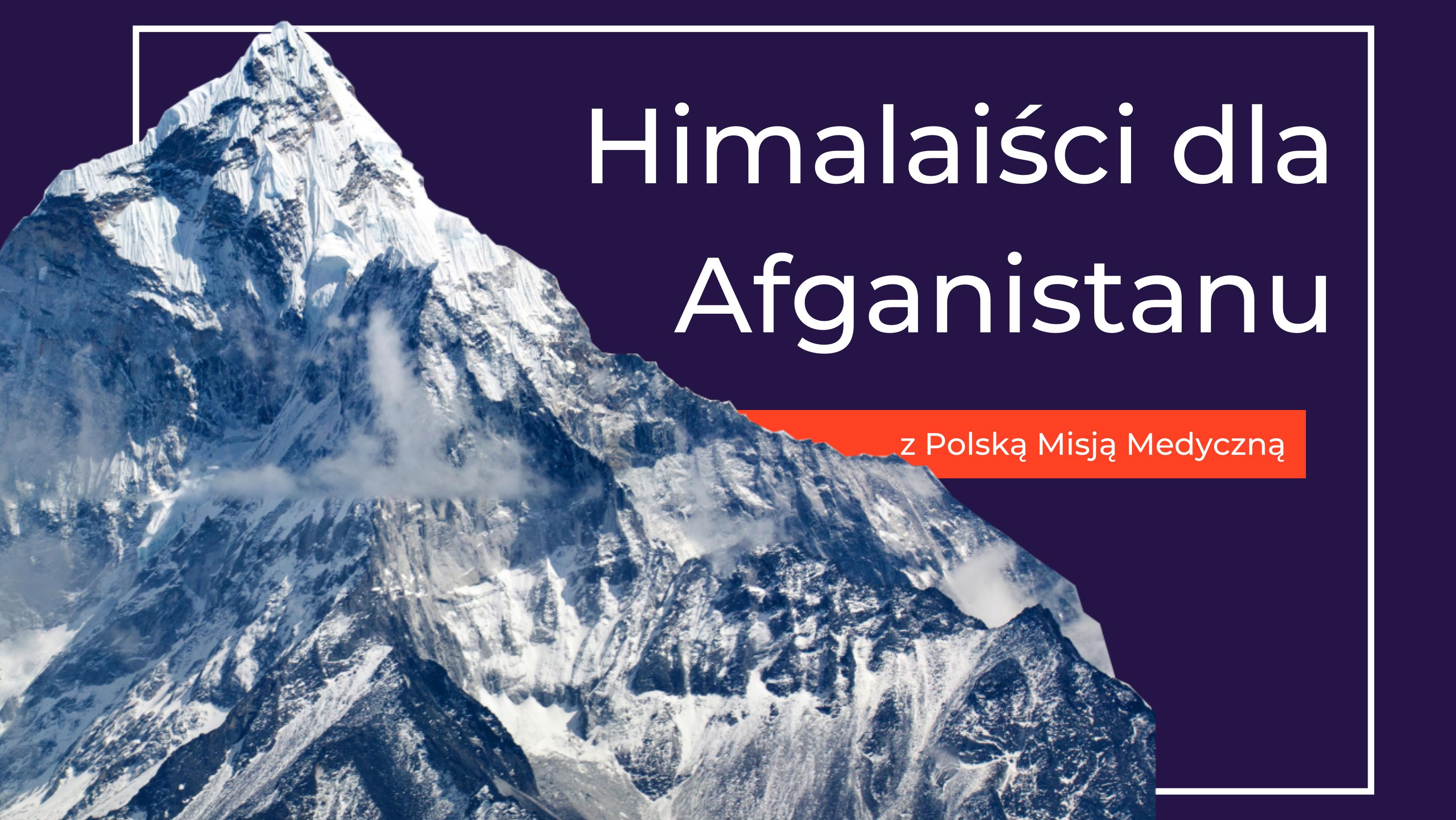 Himalaiści dla Afganistanu